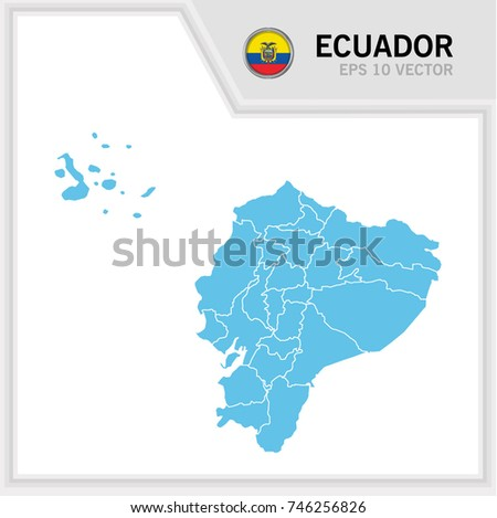 Ecuador people stock illustrations images vectors shutterstock ecuador map and flag in white background gumiabroncs Images
