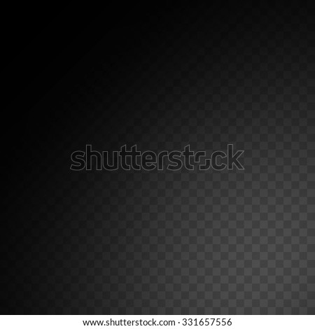 Editable background for transparency image. Vector illustration for modern transparent design. Square seamless pattern in based. White, black and grey colors. Web element. - stock vector
