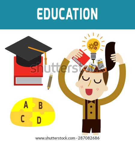 education,head idea