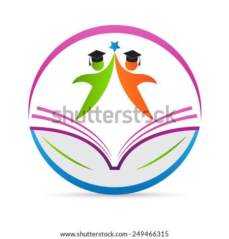 education logo vector design represents school stock photo photo rh shutterstock com school logo designs ideas school logo designs psd