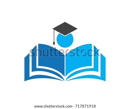 education people school logo design template stock vector 717871918 rh shutterstock com school logo designs ideas school logo design samples