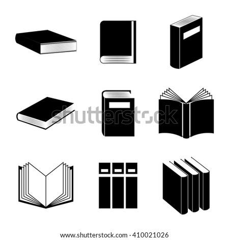 educational books design  - stock vector