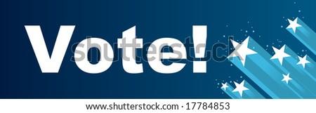 Election - stock vector