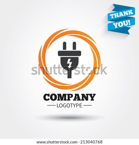 Plug Power Stock Quote: Electric Plug Sign Icon Power Energy Stock Vector (Royalty