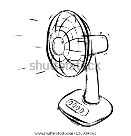 Image Result For Ceiling Fan Clipart Black And White
