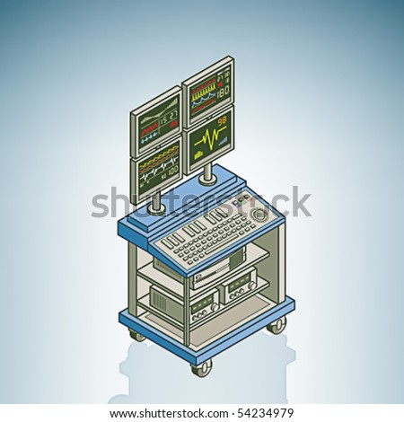 Electrocardiography Unit / Electrocardiograph