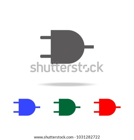 Electronic Circuit Symbol Icon Elements Multi Stock Vector HD ...