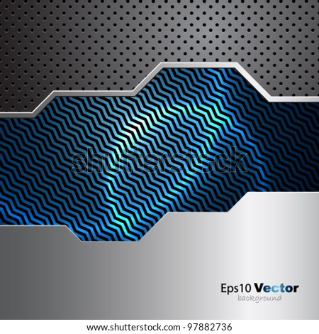 Elegant abstract background - stock vector
