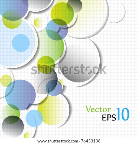 elegant background - vector illustration - stock vector