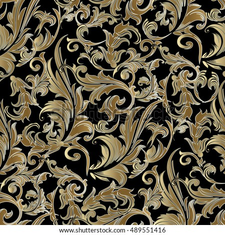 Baroque Background Stock Images Royalty Free Images