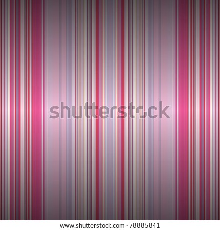 Elegant pattern of retro stripes with subtle light effect