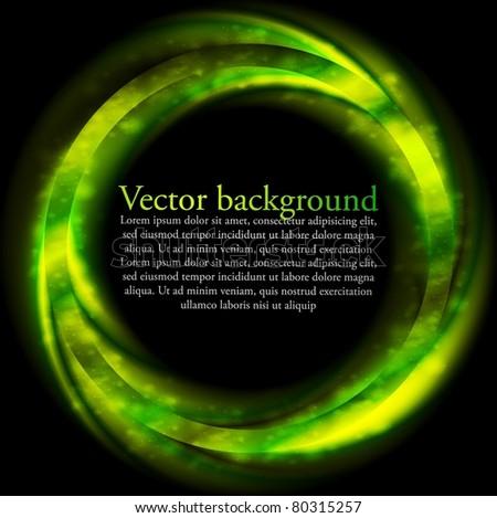 Elegant vibrant background. Vector illustration eps 10 - stock vector