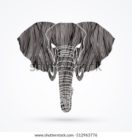 Front View Elephant Stock Images, Royalty-Free Images ...