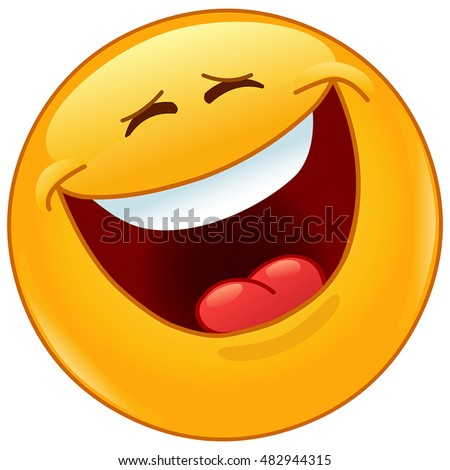 Image result for laughing emoticon