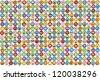 Emoticons emotion Icon Vectors - stock photo