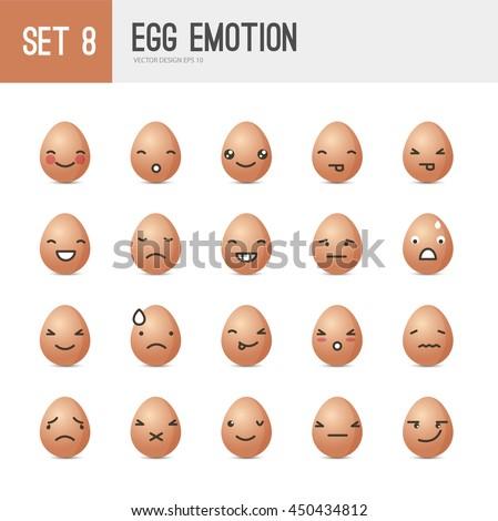 funny eggs emotion mood - photo #32