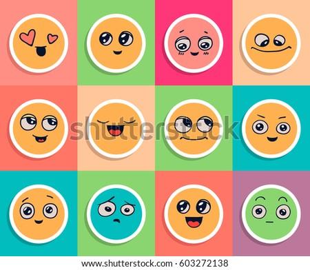 face labels
