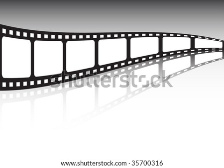 Endless strip vector