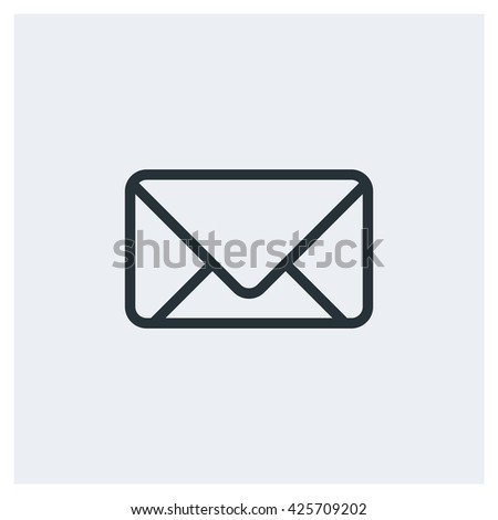 envelope Icon, envelope Icon Eps10, envelope Icon Vector, envelope Icon Eps, envelope Icon Jpg, envelope Icon Picture, envelope Icon Flat, envelope Icon App, envelope Icon Web, envelope Icon Art - stock vector