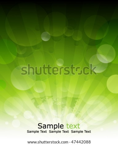 Eps10 Abstract background - stock vector