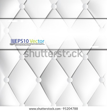 eps10 abstract vector elegant seamless pattern design - stock vector