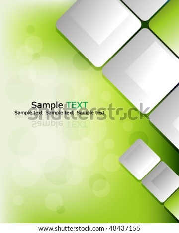 Eps10 Company Background - stock vector