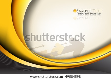 eps10 company design - stock vector