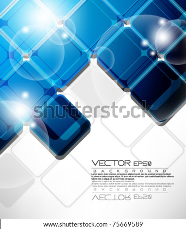 eps10 multicolor abstract vector design