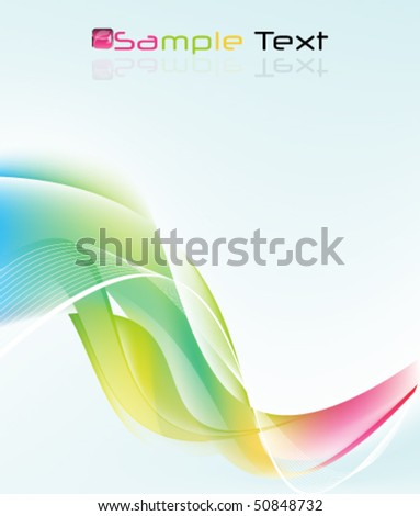 eps10 multicolor background