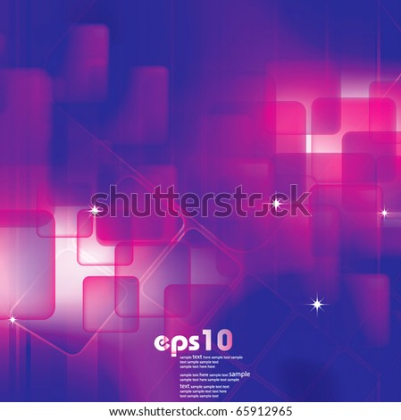 Eps10 stylish background - vector illustration - stock vector