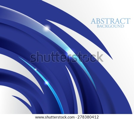 Eps 10 Vector Abstract Background Spike  - stock vector