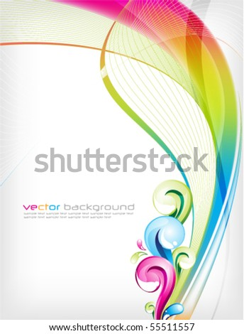 eps10 vector design - stock vector