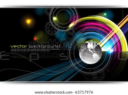 eps10 vector design - stock vector