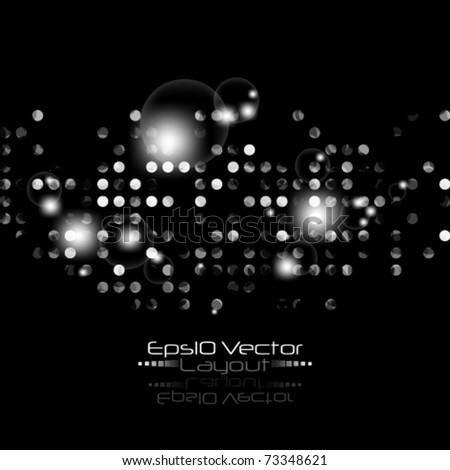 eps10 vector elegant design - stock vector