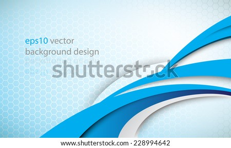 eps10 vector elegant lines elements elegant modern business background - stock vector