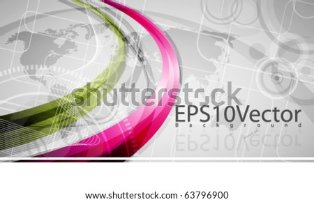 eps10 vector layout - stock vector