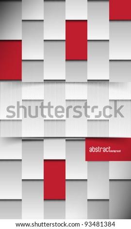 eps10 vector seamless chrome futuristic background - stock vector