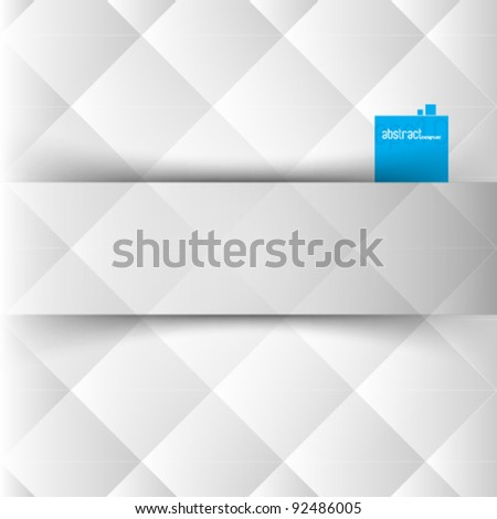 eps10 vector seamless minimalistic background - stock vector
