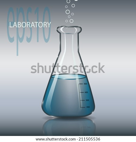est Glass laboratory tube
