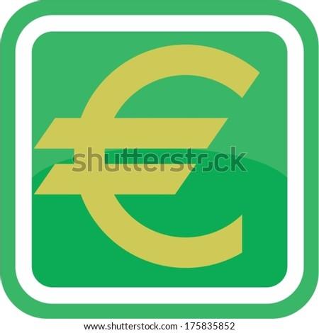 EURO - stock vector
