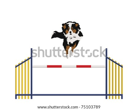 Every Obstacle Is An Opportunity - stock vector