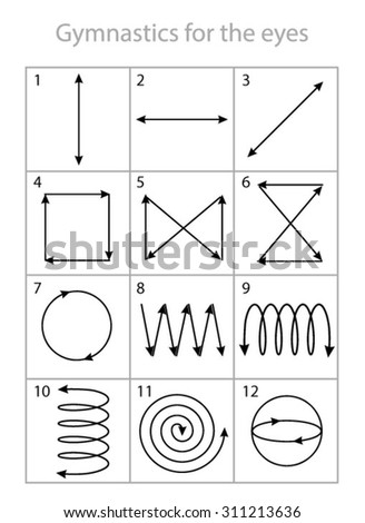 Stock Vector Big Set Of Arrows Gray Isolated Vector Illustration additionally Stock Vector Exercises For Eyes Table together with Stock Vector Architectural Technical And Engineering Arrows Hand Drawn Set moreover  on alphabet letters tracing worksheet all basic 516399703