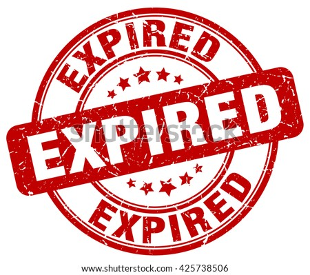 expired red grunge round vintage rubber stamp.expired stamp.expired round stamp.expired grunge stamp.expired.expired vintage stamp. - stock vector