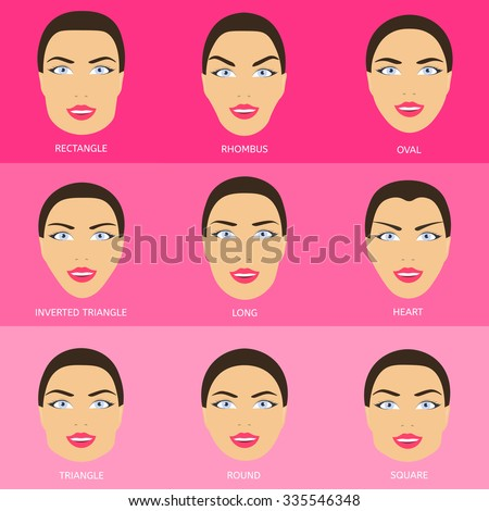 Eyebrow Shapes For Heart Shaped Face