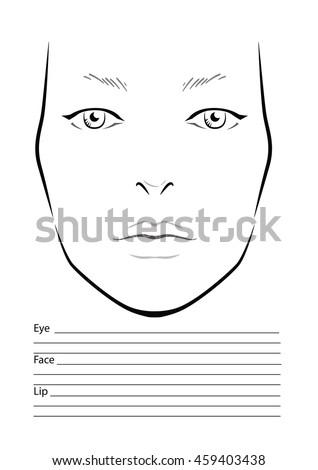 Face template romeondinez face template maxwellsz