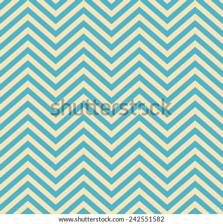 faded colored seamless chevron pattern - stock vector