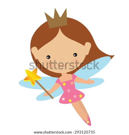 fairy vector illustration stock vector hd royalty free 293120735 rh shutterstock com ferry victoria island ferry victoria to port angeles