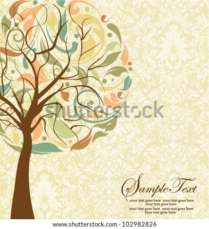 Family Reunion Invitation Card Vector 97868489 Shutterstock – Family Reunion Invitation