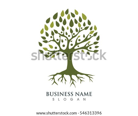 Friendship icon stock images royalty free images for Friendship tree template