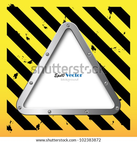 Fantastic business steel plate background